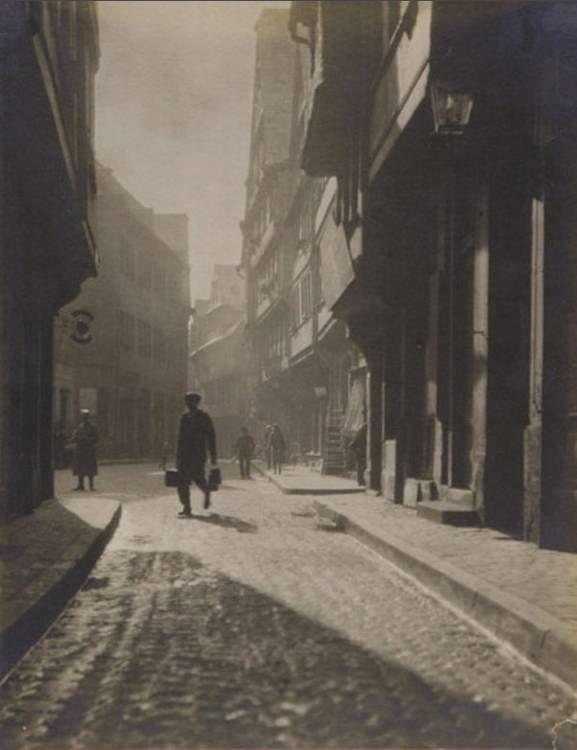 John Paul Edwards, f64, photograph, Germany