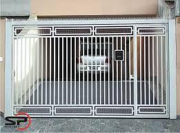 Resultado de imagen para portões para garagem