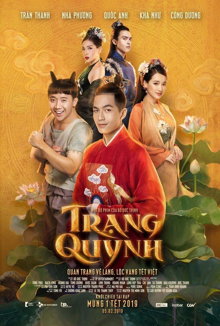 Đánh giá phim Trạng Quỳnh - Đây sẽ là mâm xôi vàng của mùa Tết? | Khen Phim  | Posters, Phim, Việt nam