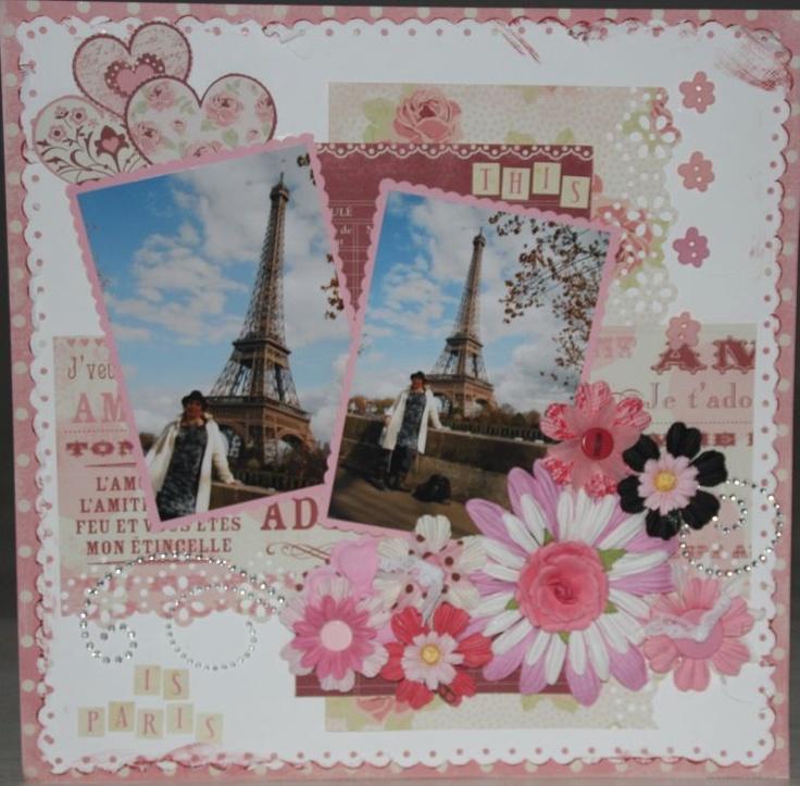 74 best paris scrapbook images on pinterest scrapbook - Boutique scrapbooking paris ...