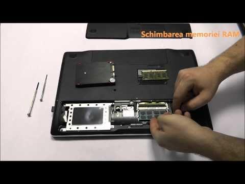 Cum schimbi memoria RAM la un laptop - ghid pentru începători