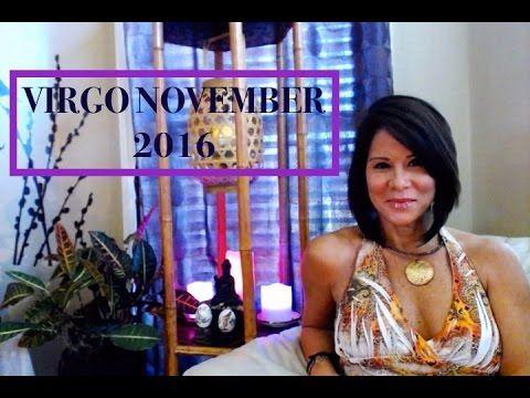 VIRGO NOVEMBER 2016 LOVE AND CAREER TAROT READING