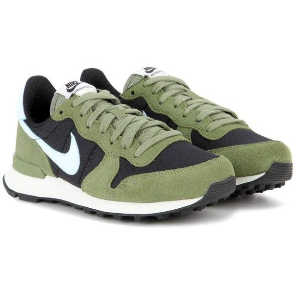 Nike Nike Internationalist Sneakers ($105) ? liked on Polyvore featuring  shoes, sneakers,