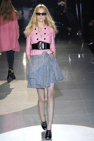 Gucci Spring 2008 Ready-to-Wear Fashion Show - Kim Noorda