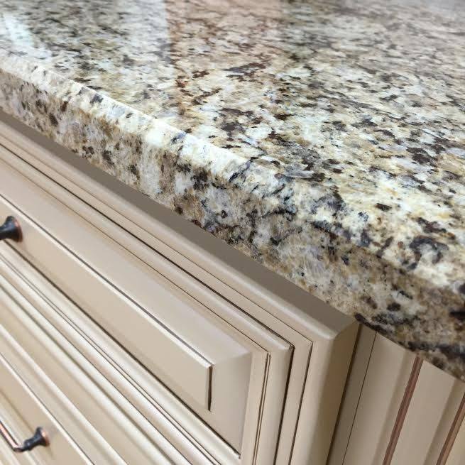 Edge ProfilesAbsolute Granite and Cabinetry offers different edge profiles to finish your granite or quartz countertop. Each piece is finished by hand, in-house.#kitchenremodel #quartz #Cabinetry