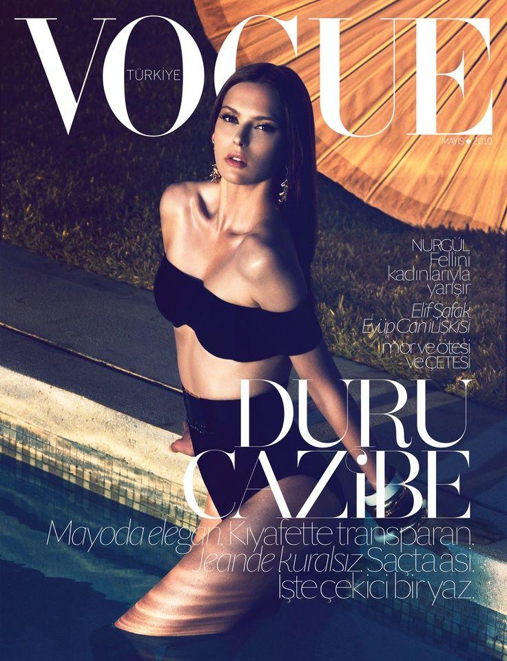 Elise Crombez by Chad Pitman Vogue Turkiye May 2010