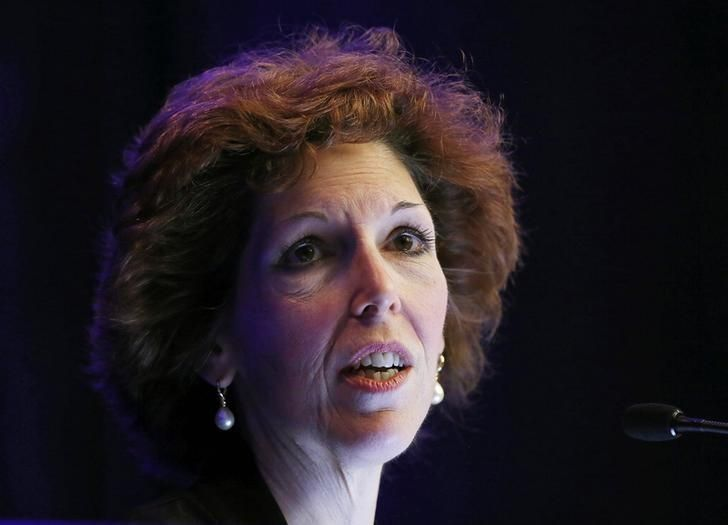 Fed's Mester unmoved by weak U.S. inflation.