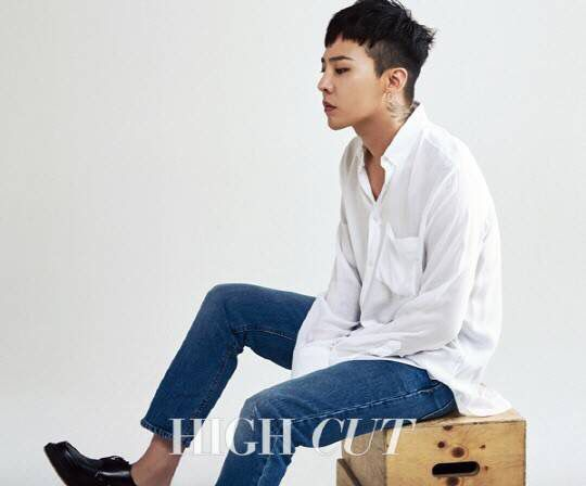 하이컷 Vol.173 (May5~18/2016) #GD #GDRAGON #BIGBANG