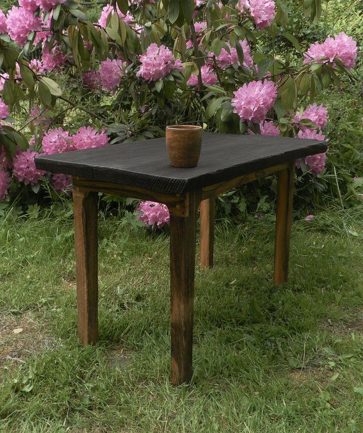 Tea Table - Zahrada Craft Brut