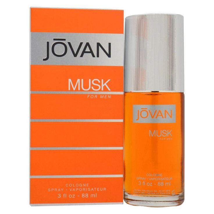Men's Jovan Musk by Jovan Eau de Cologne Spray - 3 oz