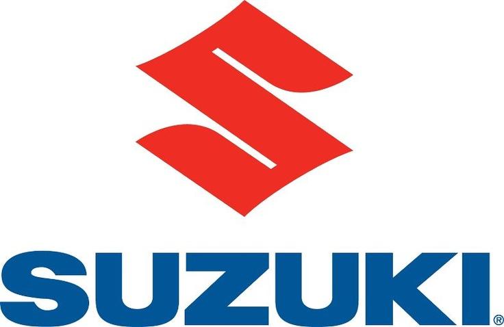 Suzuki, great logo!