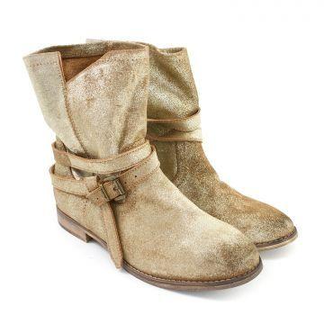 Кожаные ботинки ALDO