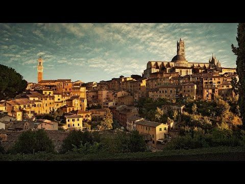 Siena, an aerial view Tuscany and its cities #raiexpo #youritaly #tuscany #italy #expo2015 #experience #visit #discover #culture #food #history #art #nature