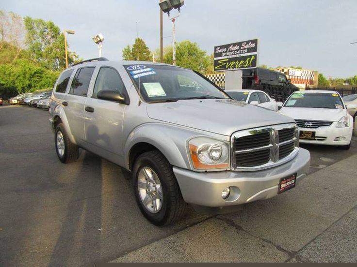 #HellaBargain 2005 Dodge Durango SLT Adventurer 4WD 4dr SUV Save Auto Sales Sacramento: $6,495.00  www.hellabargain.com