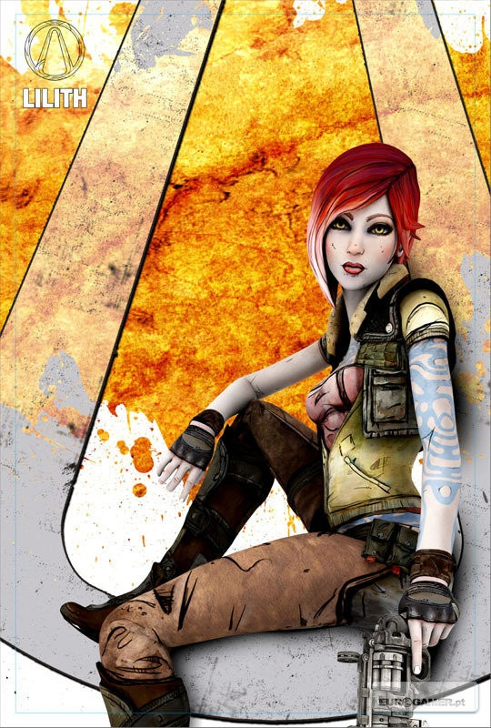 Borderlands aka Lilith, Ohhh the assholes we've killed and ...