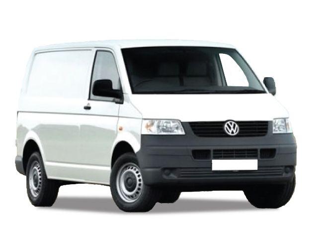 Bedrijfswageninrichting Volkswagen Transporter op maat