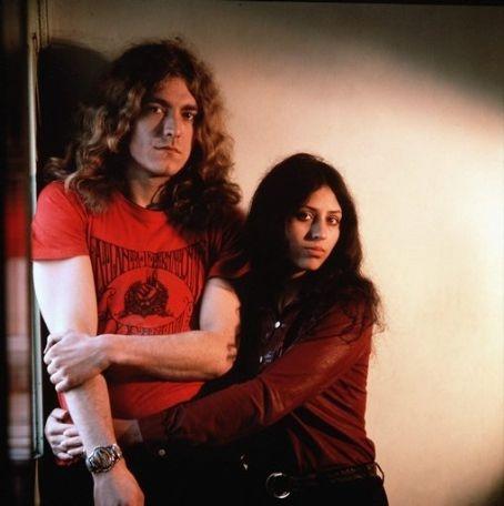 Robert Plant married Maureen Wilson on 9 November 1968 and divorced in