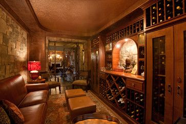 Wine rooms wine cellar and wine on pinterest for Cost to build wine cellar