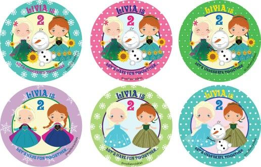 Another frozen party kit project. Who doesn't love these cute characters?   Follow Instagram @meifancyideas