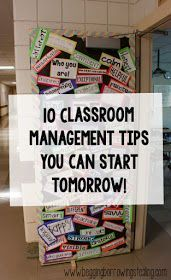 Middle school and junior high classroom management tips