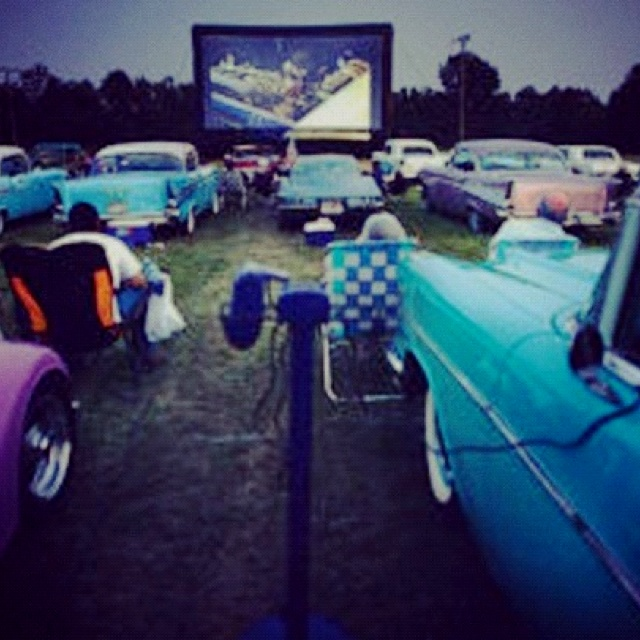 Franklin, tn, drive in movie