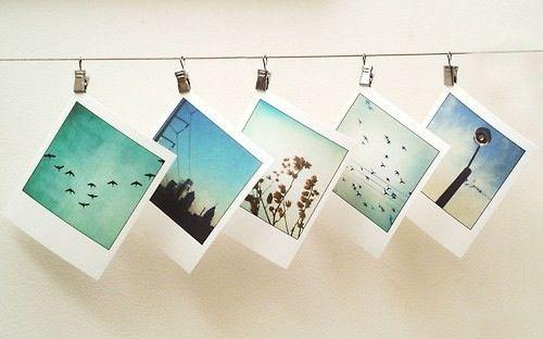 fotos colgadas