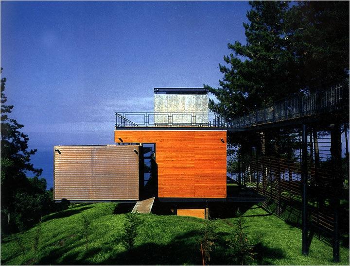 Casa Reutter · 1998 · Mathias Klotz y Liliana Silva