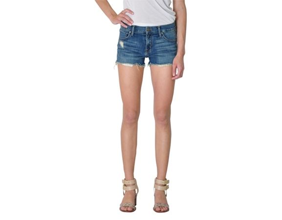 FIDELITY DENIM - Sexy tomboy short. Made in USA.
