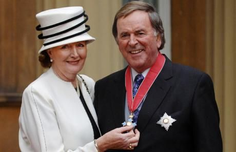 Helen Joyce Wogan is the wife of Terry Wogan, Irish radio and television broadcaster who died at 77 in January, 2016 from cancer