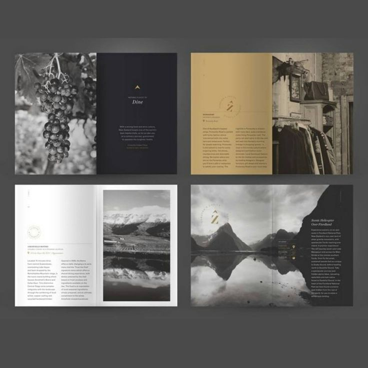 Best 25 luxury brochure ideas on pinterest premium for Hotel brochure design inspiration