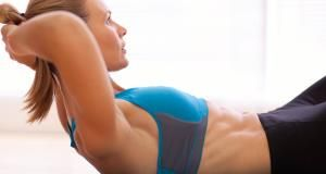 RAZOR SHARP ABS - This plan will challenge your abs in every way possible to make them pop.