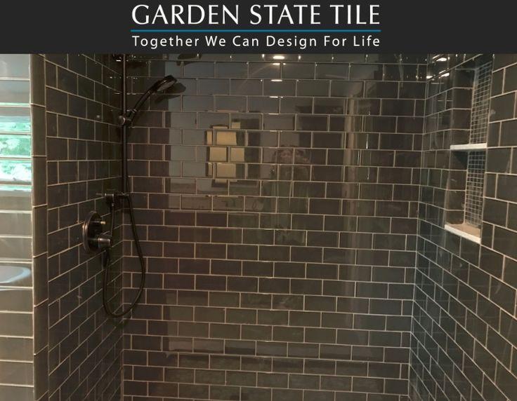 New Customer Uploads   Finished Bath Install Designed By GSTu0027s Carolyn  Vittoria   Roselle Park, NJ 07204 🔹Tub Walls: Marca Corona 1741    Stoneline Series: ...