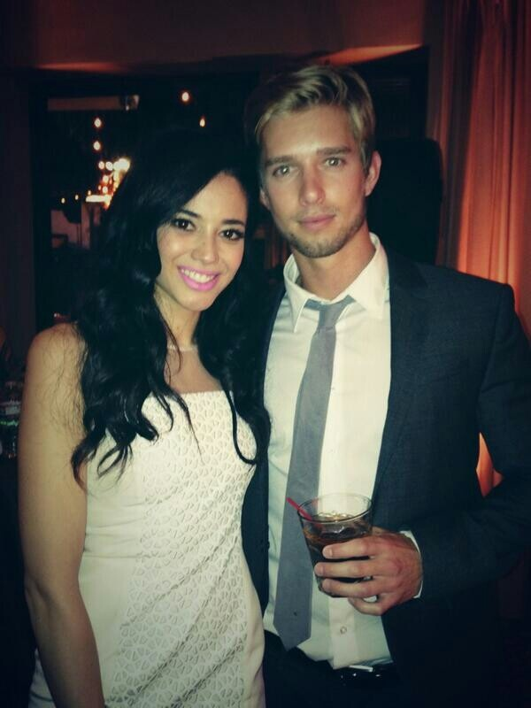 Drew and edy ganem at the devious maids premiere party