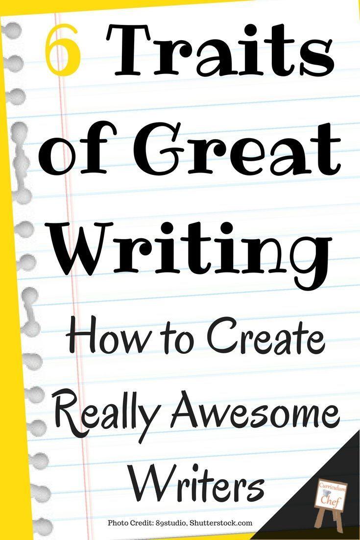 Six Traits Of Writing How To Create Really Awesome Writers Persuasive Writing Writing Skills Six Trait Writing [ 1102 x 735 Pixel ]