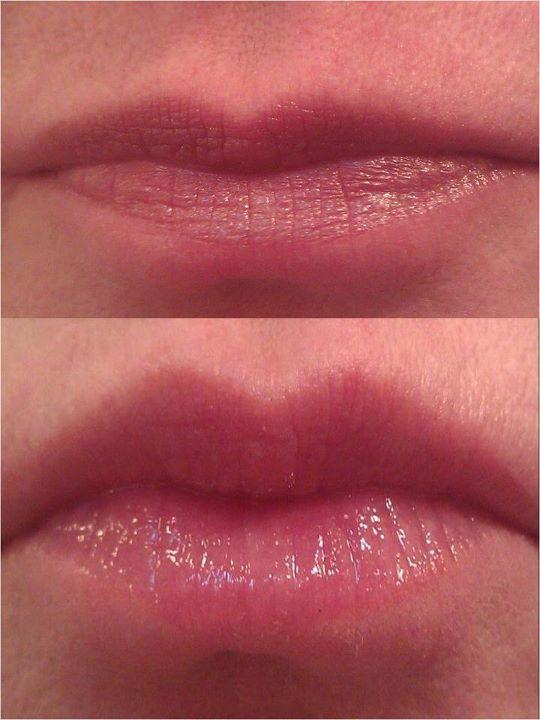 Love your lips?  These results are from using Rodan+Fields anti-aging lip serum.  aliviamalley.myrandf.com