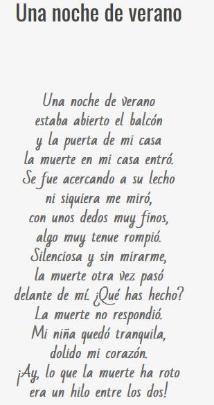 """Segunda etapa: Poesía Historicista. Machado incluye este poema, """"Una noche de verano"""", en """"Campos de Castilla"""", publicado en 1912. Hemos escogido este poema porque trata un tema diferente."""