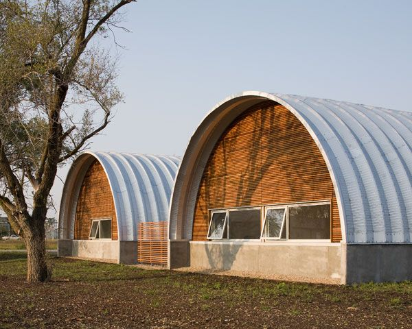Military Surplus Quonset Huts For Sale >> 515 best images about Modern Quonset Hut Homes on ...