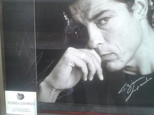 Alessandro Gassman, bellissimo.