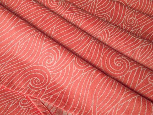 Oscha coraline rei 60% cotton, 25% linen, 15% silk   Musing on corals...