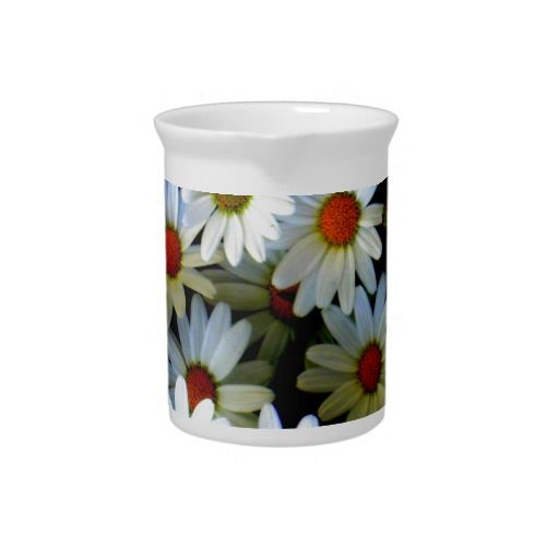 Blossoming darkness drink pitcher