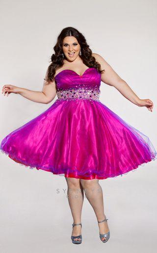 Fabulous Plus Size Prom Dresses