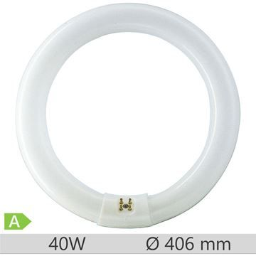 Tub fluorescent circular Narva T9 40W/865 COLOURLUX PLUS, 4014501047736