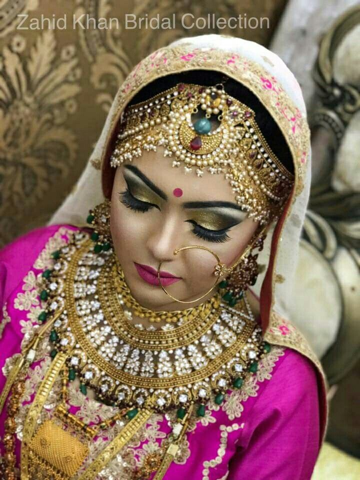 Pin By Bambhaniya Kajal On Mahi Style Bridal Beautiful