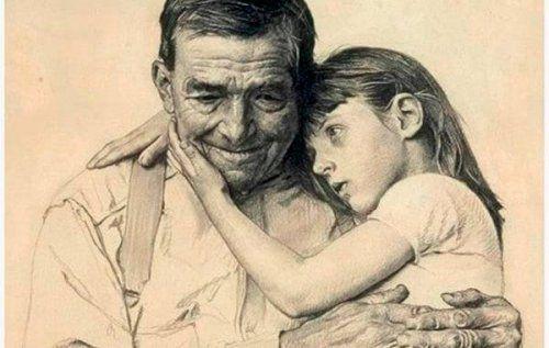 Anche quando non sono più tra noi in modo fisico, i nonni ci sono ancora, la loro presenza è ancora viva, nei nostri ricordi, ogni volta che lo ricordiamo, e nei nostri cuori.