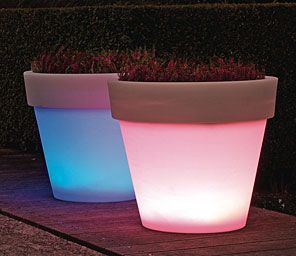 Sources for Glowing Pots