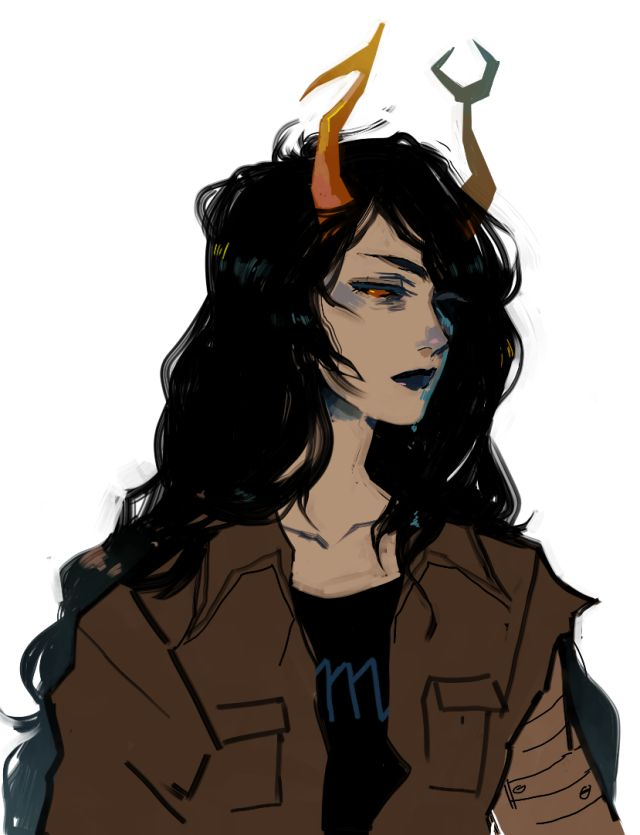 38 best Vriska Serket images on Pinterest | Homestuck ...