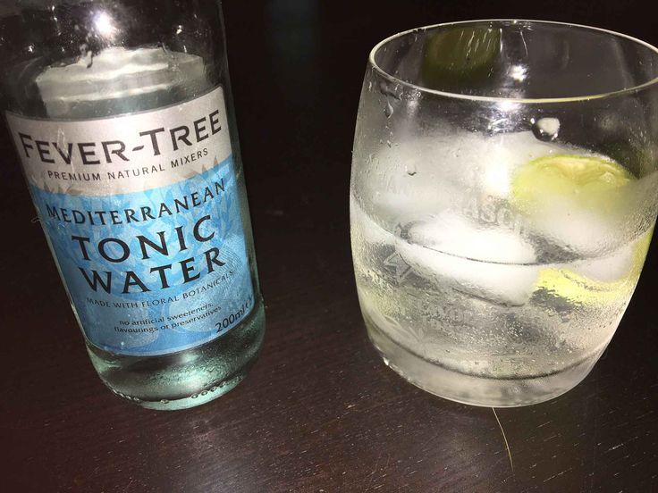 Fever Tree Mediterranean Tonic Water ist besonders - besonders mild, besonders zitronig. Aber taugt das Tonic Water wirklich für einen guten Gin Tonic?