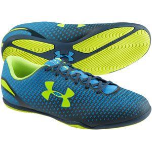 Under Armour Mens Speed Force III Indoor Soccer Shoe