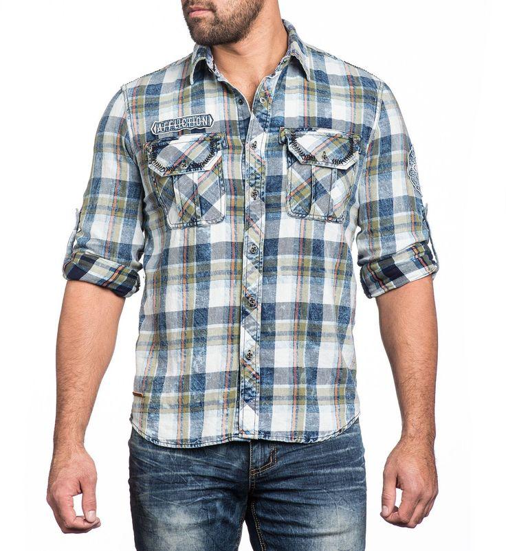 Affliction Clothing | Bold Move