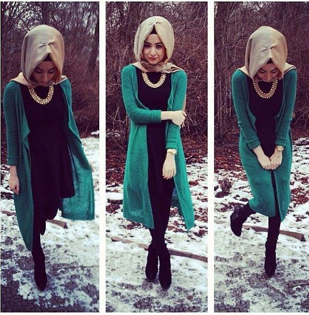 hijab muslimah fashion